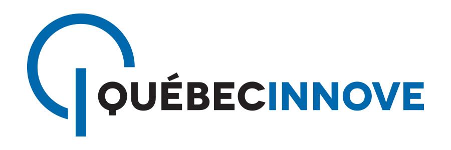 Manufacturiers; QuebecInnove ce sont 107 membres à votre service!