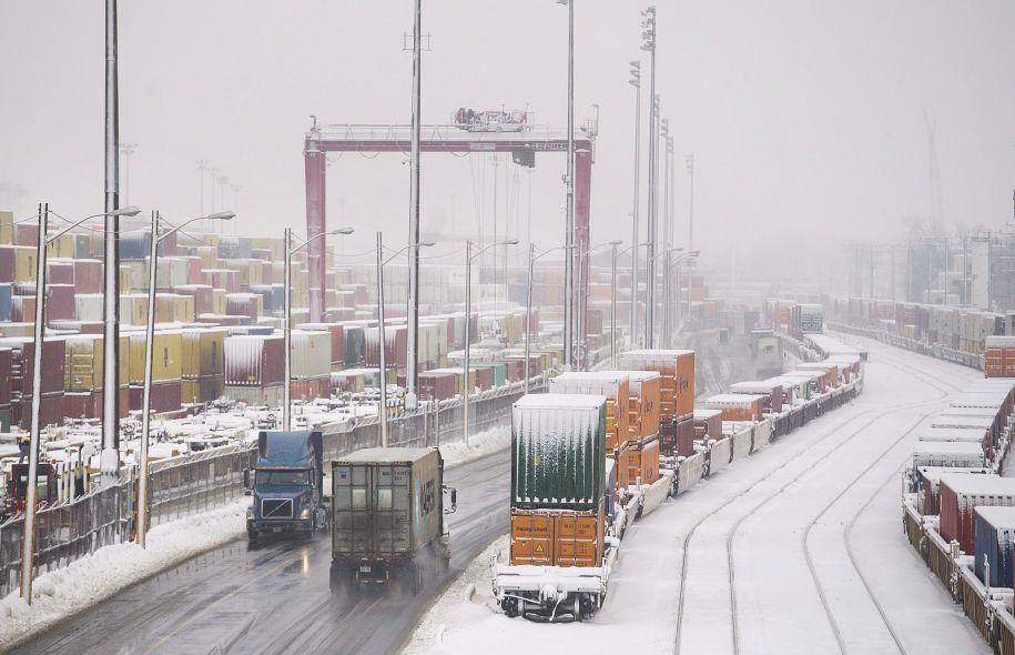 Les exportations du Québec sont en haussse