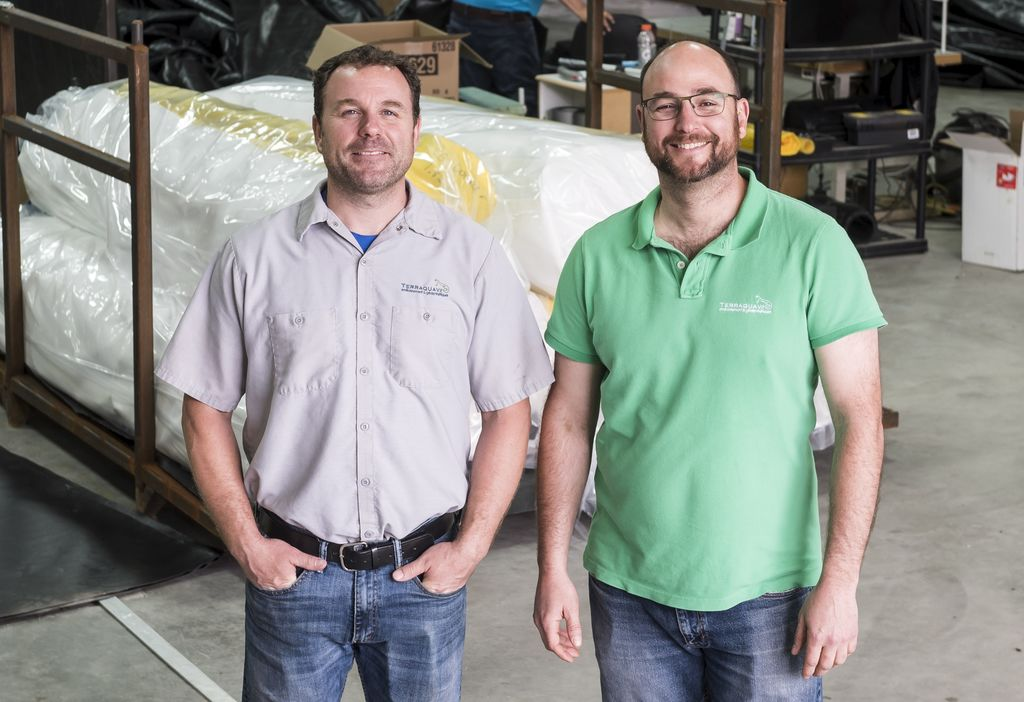 Terraquavie investit 1 M$ pour croître