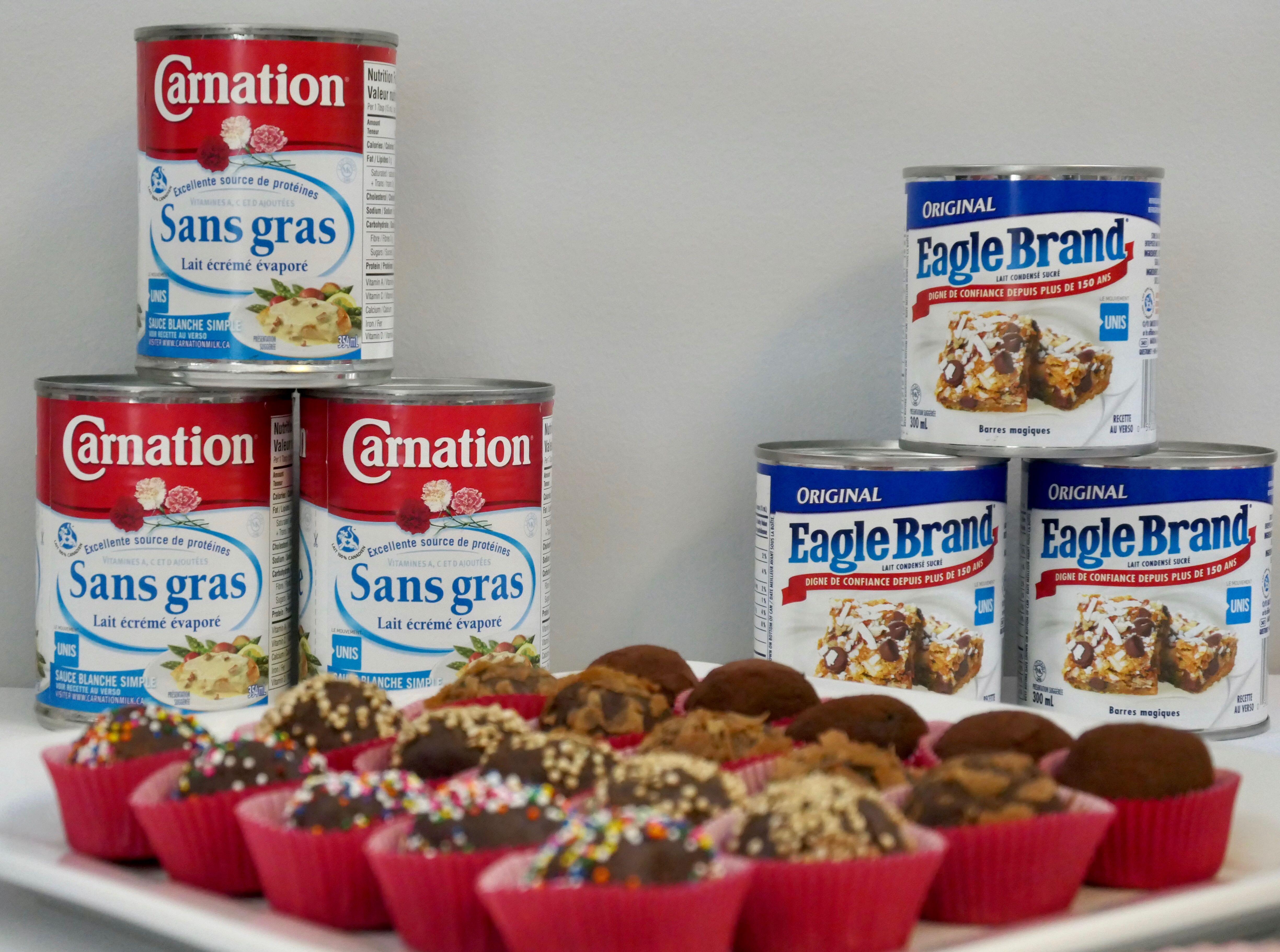 L'usine des laits Carnation et Eagle Brand s'agrandit!  Investissement de 12M$