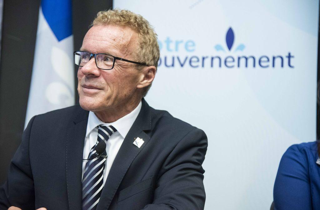 Le ministre Jean Boulet lance son plan d'action pour la main-d'œuvre (PAMO)