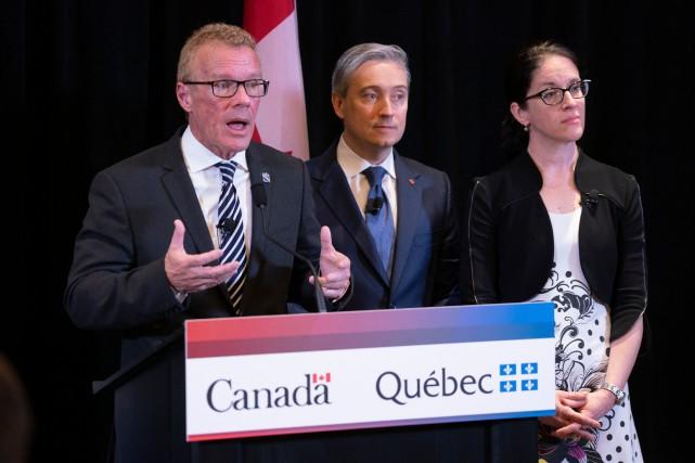 L'entente Canada-Québec sur la main-d'oeuvre est conclue