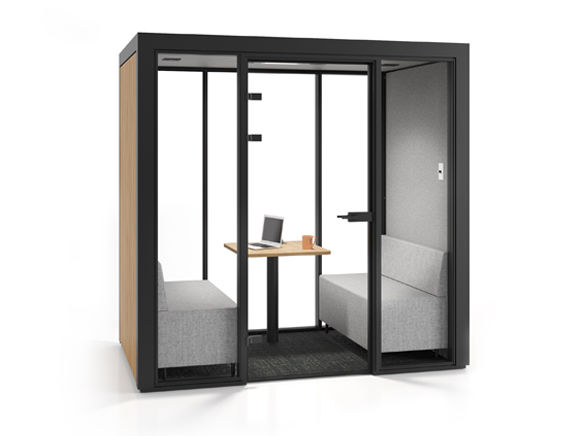 Artopex innove: Intégrez le silence dans votre espace!  WOW!