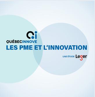 Paradoxe: PME de l'Estrie, plus haut taux de croyance en l'innovation, mais le plus bas en termes d'investissement!