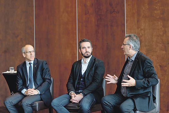 Benoit Tétreault, président de Waterville TG: «Il ne faut pas avoir peur de l'automatisation»