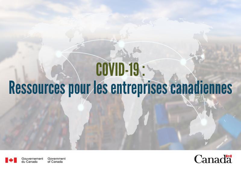 Covid19- Quatre considérations importantes et soutien pour les entreprises-
