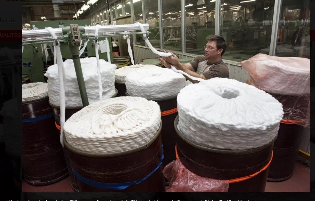 FilSpec sur le point d'être achetée par Textiles Monterey