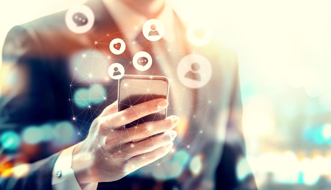 L' impact des réseaux sociaux sur nos communications professionnelles