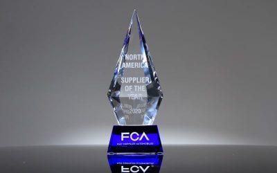 Waterville T.G. reçoit le prestigieux Grand Prix du fournisseur de l'Année!