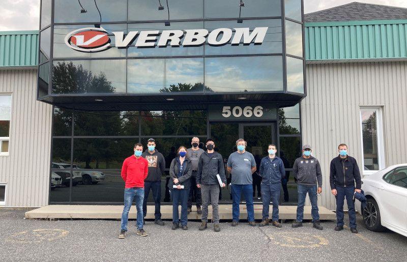 Verbom s'associe au 24-Juin pour contribuer à la formation professionnelle